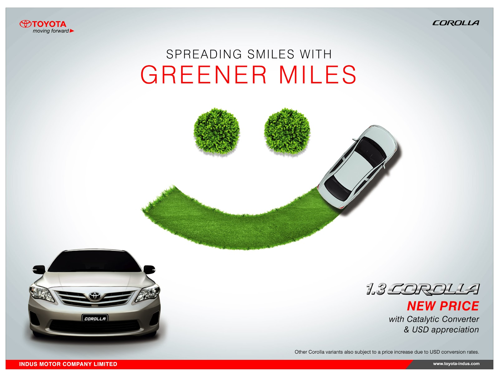 marketing environment toyota In a 2005 article in ethics & the environment, sociologist anne marie todd  one  benefit of green marketing is that unilever, coke and toyota.